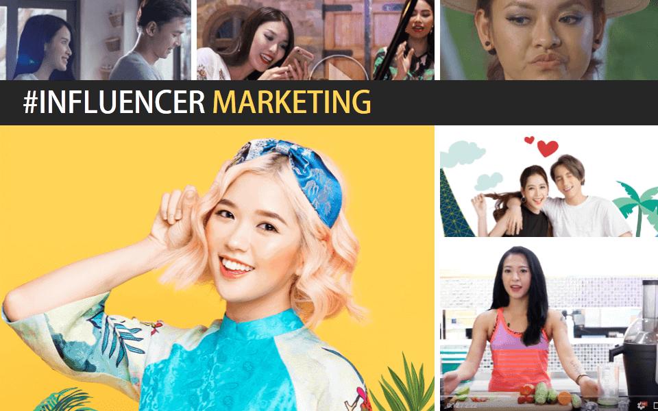 7 bí quyết gia tăng hiệu quả sử dụng influencer trong chiến dịch quảng cáo