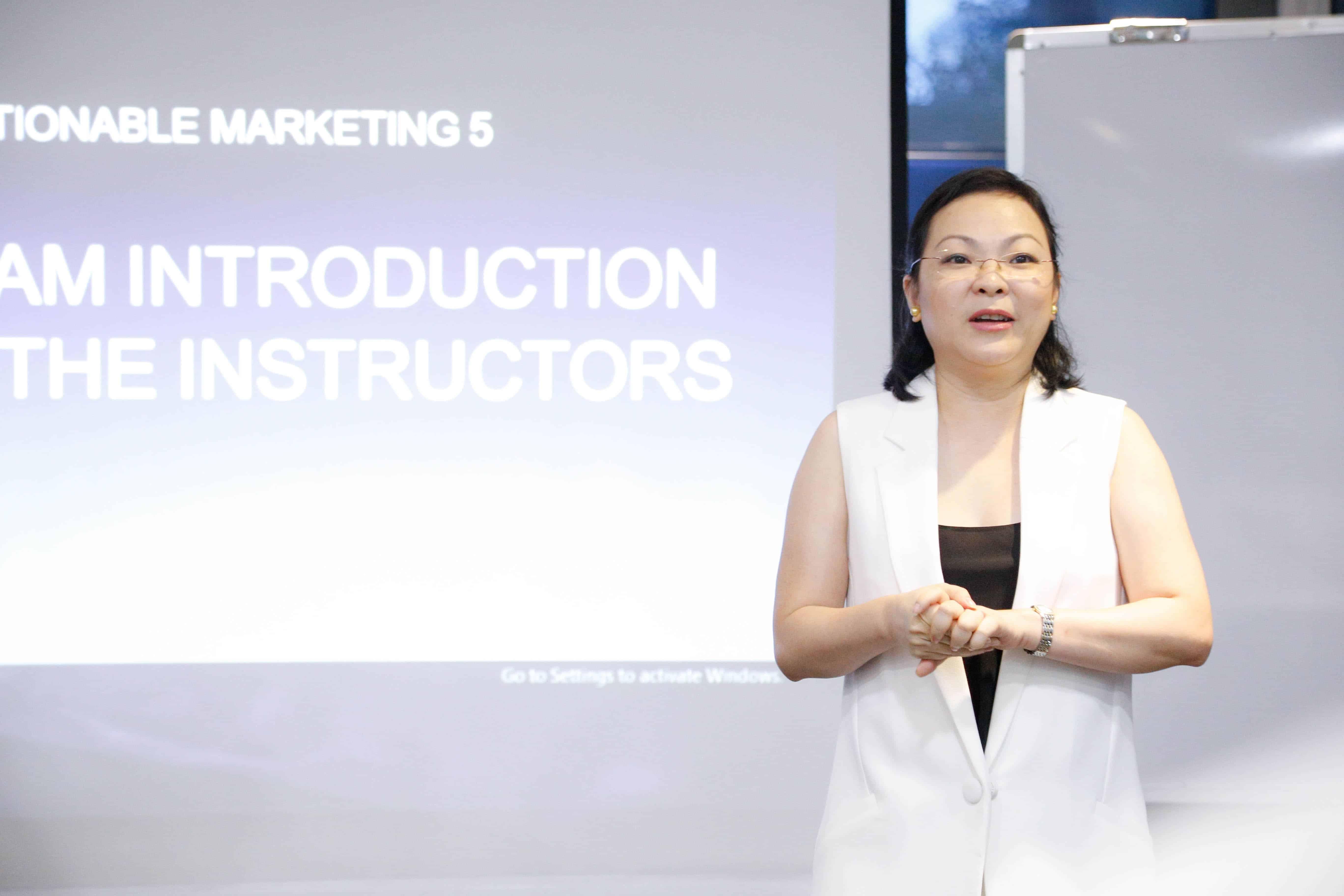 Actionable marketing 05- những chiến binh marketing sài thành