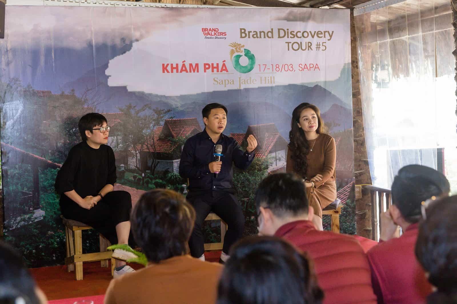 Brand discovery - đi một ngày đàng học nhiều sàng khôn.