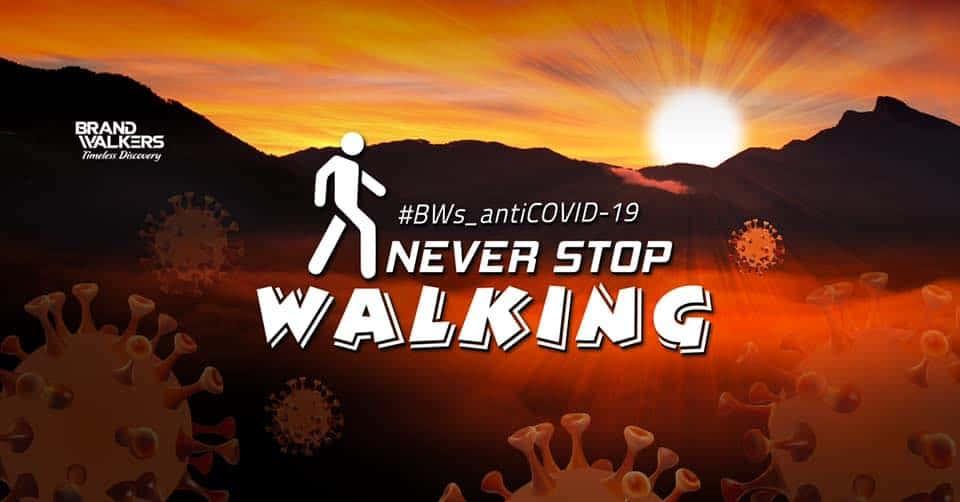 Brand Walkers: Chiến dịch hành động cùng nhau vượt qua đại dịch COVID-19