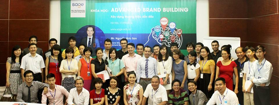 Các lớp học Brand