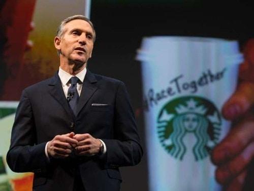 Ceo Starbucks từ chức