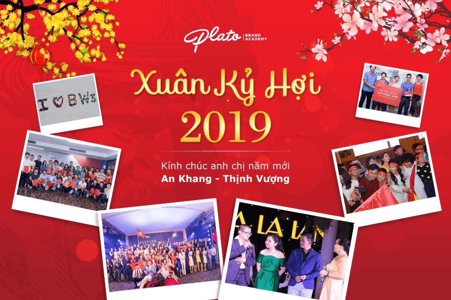 Chúc mừng năm mới Kỷ Hợi 2019