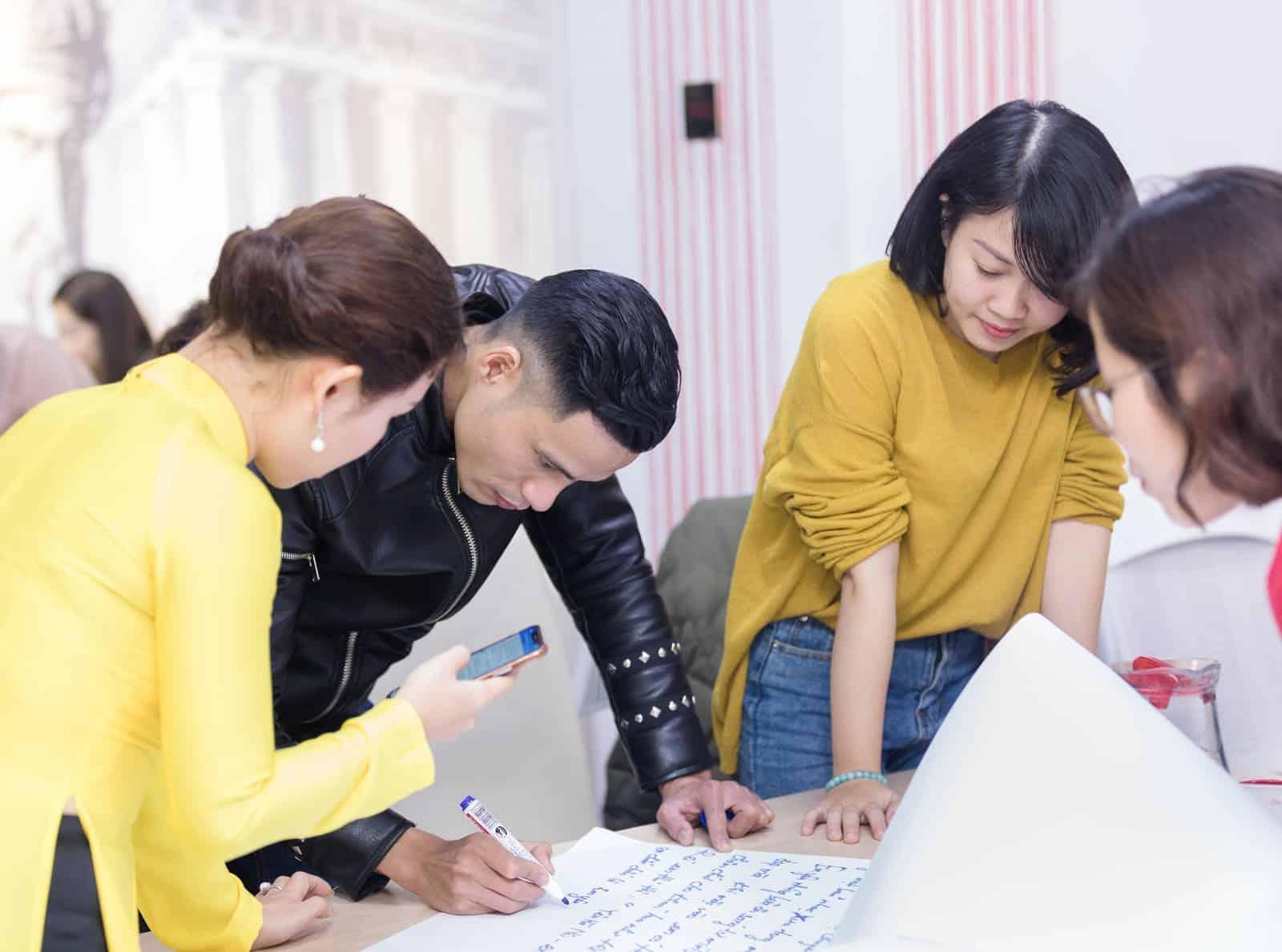 Học viết content từ cách ra một đầu bài đúng!