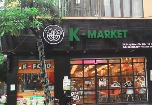 K-food muốn hợp tác với Vingroup