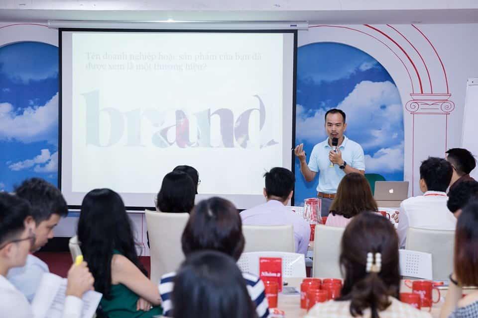 Khai giảng khóa Brand 41 HN | Xây dựng thương hiệu từ các lĩnh vực mới