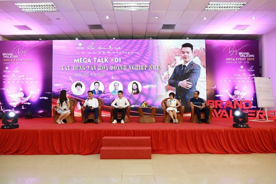 Những điều nhặt được từ các diễn giả chất tại Mega Event 2019