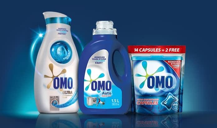 Omo xây dựng lòng trung thành khách hàng thông qua Moblie Marketing