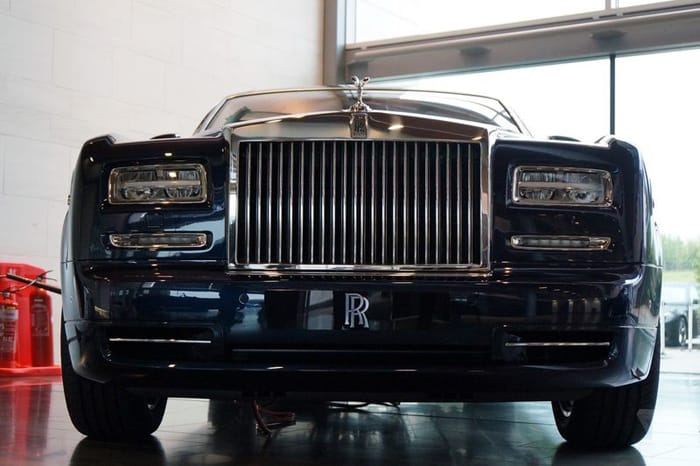 Rolls-Royce: Thương hiệu kiến tạo đẳng cấp