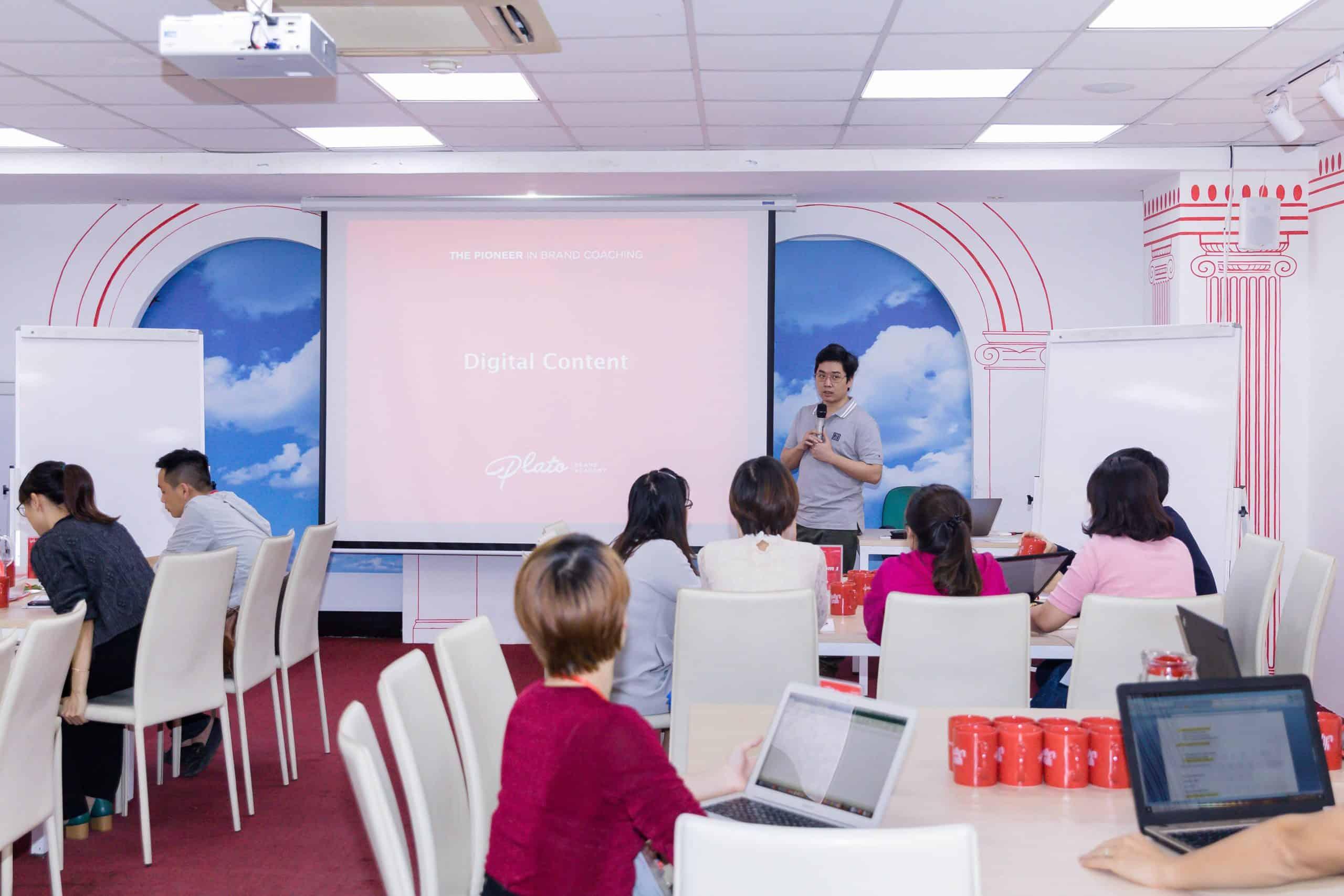 Khóa huấn luyện chiến lược & kế hoạch Content Marketing (Digital)