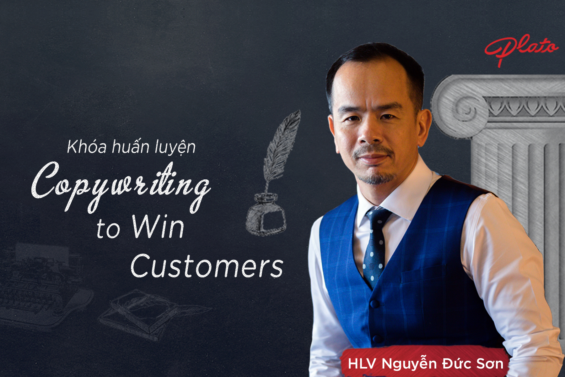 Khóa huấn luyện Copywriting to Win Customers (Học viết Content)