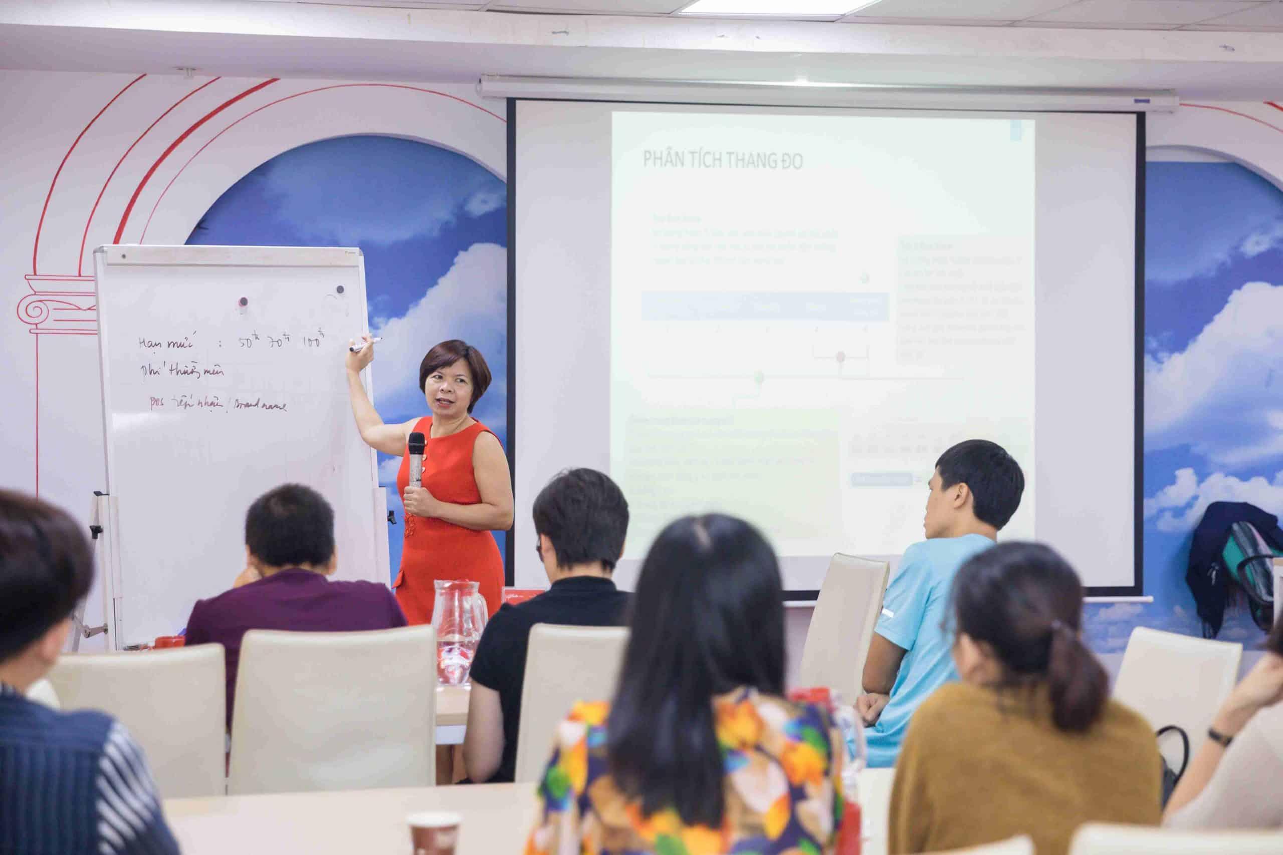 Khóa huấn luyện thấu hiểu khách hàng Insight