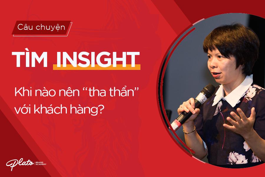 Tìm insight khách hàng như thế nào