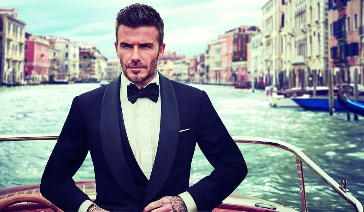 David-Beckham- Hình mẫu thương hiệu cá nhân